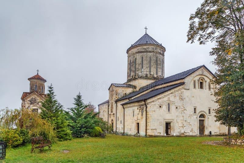 Monastero di Martvili, Georgia fotografia stock