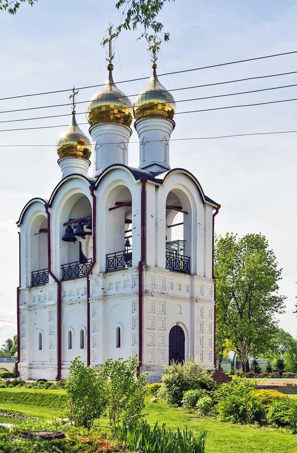 Monastero di Nikolsky, Pereslavl-Zalessky fotografia stock