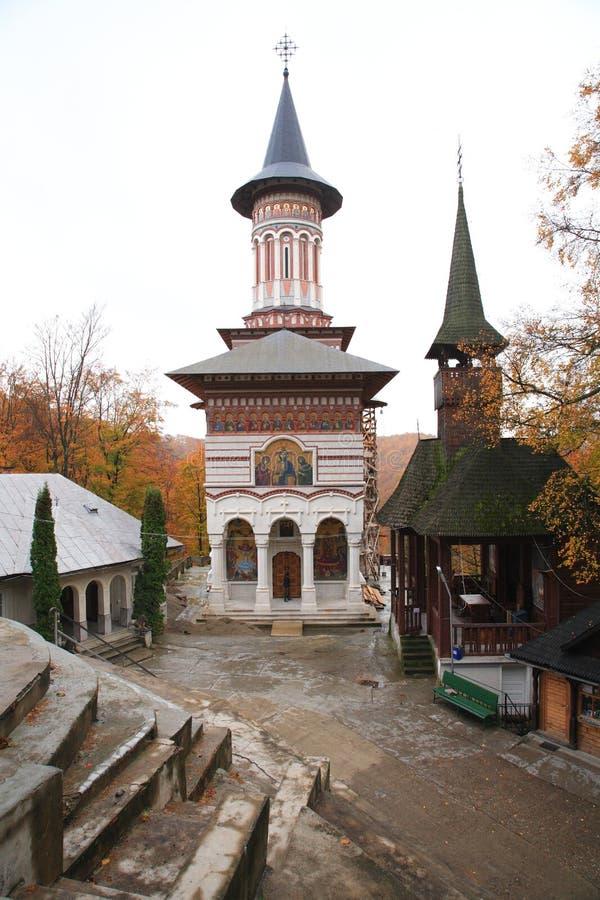 Monastero di Rohia fotografie stock libere da diritti