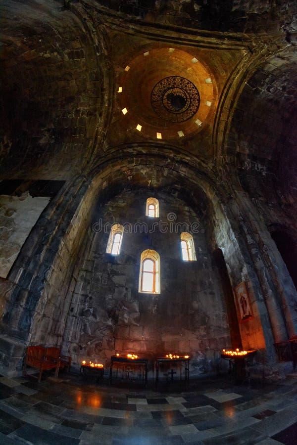 Monastero di Tatev in Armenia immagini stock