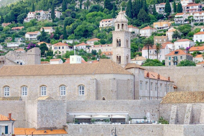 Monastero domenicano, Ragusa fotografia stock libera da diritti