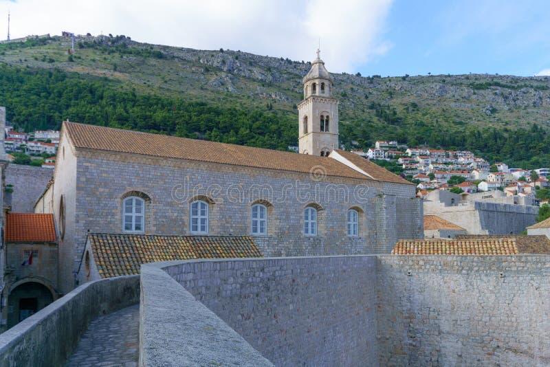 Monastero domenicano, Ragusa immagini stock