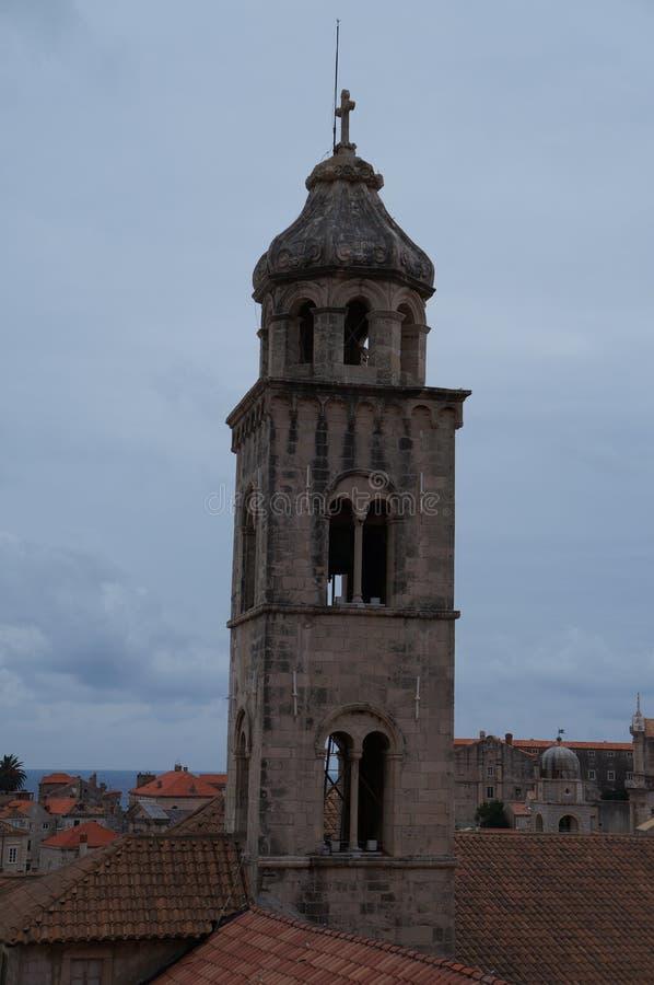 Monastero domenicano in Ragusa fotografia stock libera da diritti