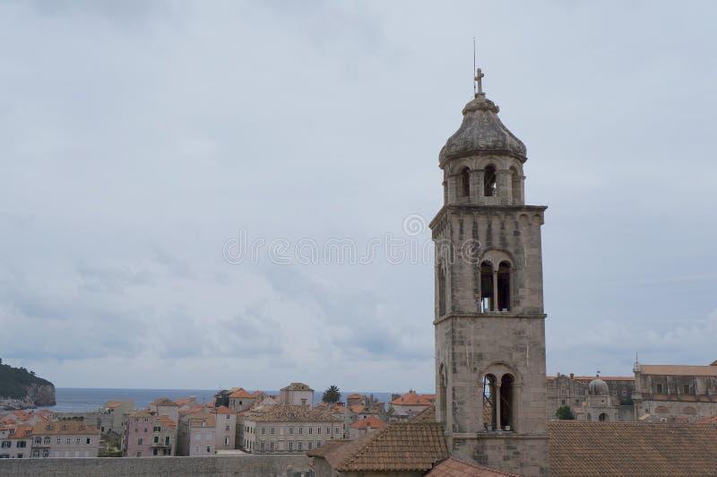 Monastero domenicano in Ragusa fotografie stock libere da diritti