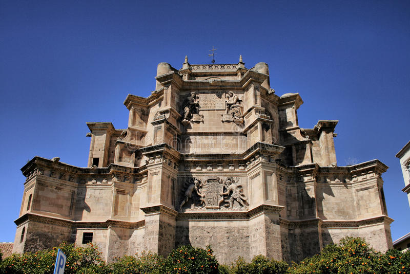Monastero e chiesa di St Jerome immagini stock
