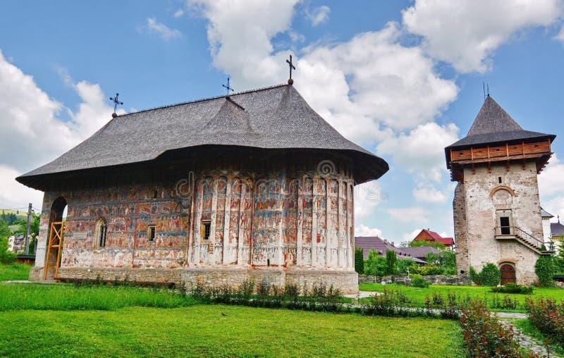 Monastero ortodosso fotografie stock libere da diritti