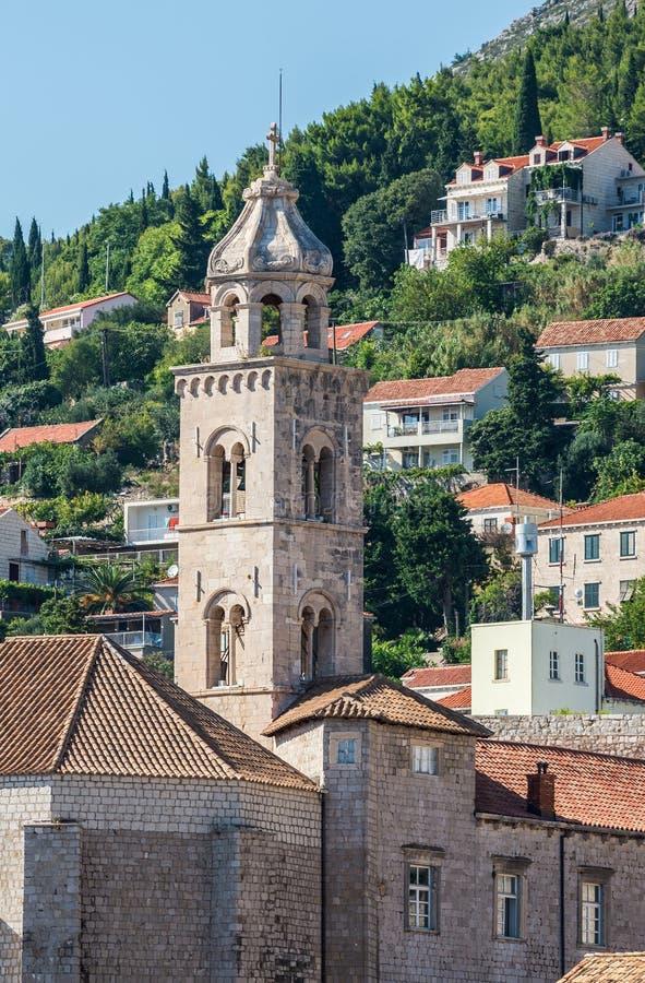 Monastero in Ragusa fotografia stock libera da diritti
