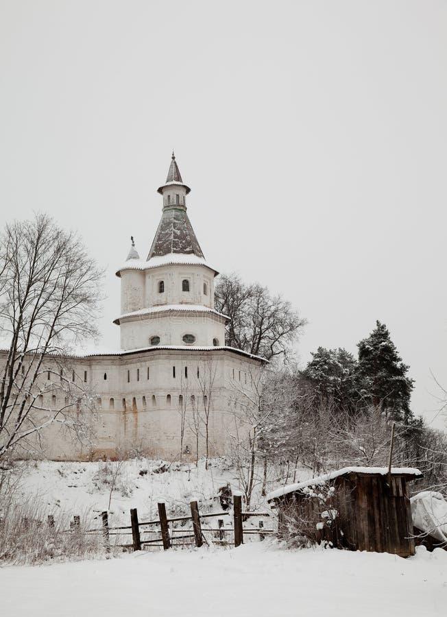 Monastero russo fotografie stock libere da diritti