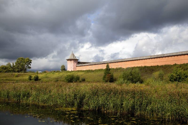 monasteru evfimevsky spaso Suzdal obrazy royalty free