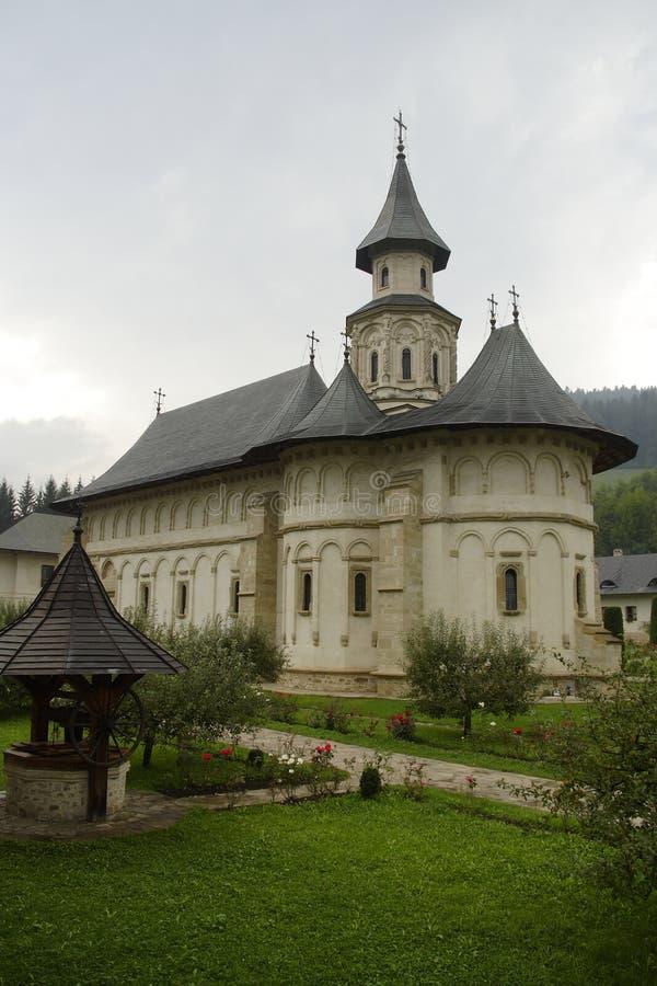 monasteru putna obrazy stock