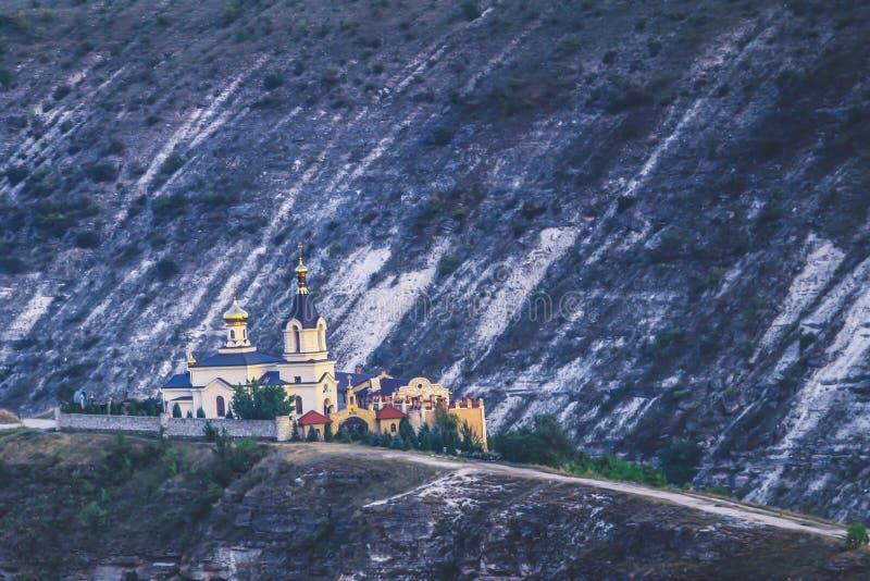 monastery fotografia stock