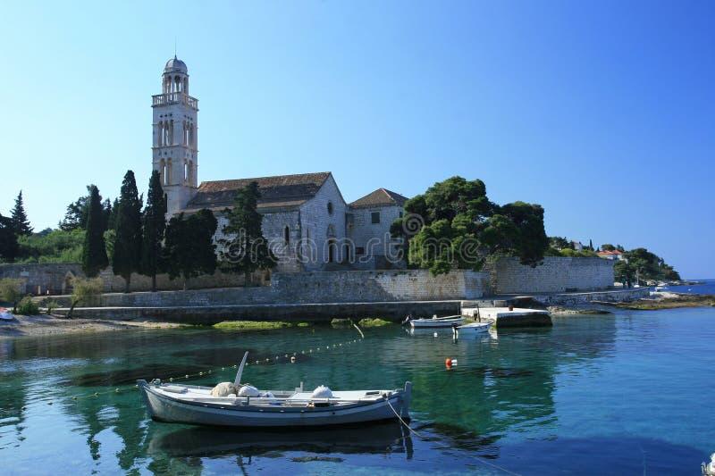 Download Monastery church stock image. Image of morning, croatia - 1005583
