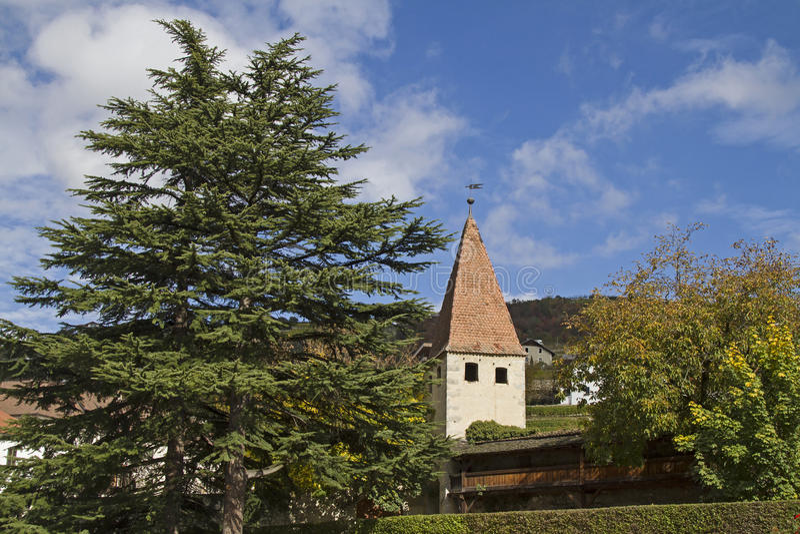 Monastery Neustift stock images