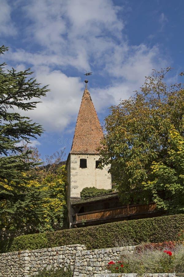 Monastery Neustift royalty free stock photo