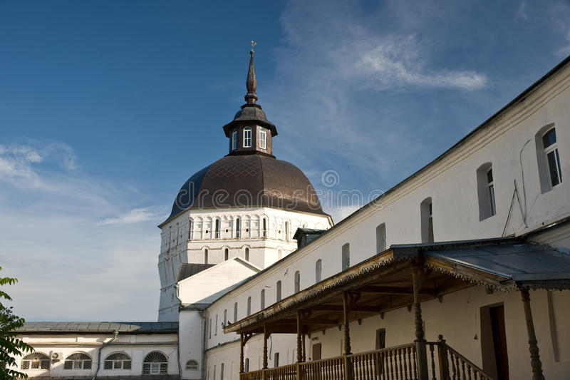 Download Monastery in Russia stock photo. Image of construction - 10297946