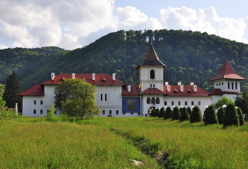 Monastery Sambata DE Sus royalty-vrije stock afbeeldingen