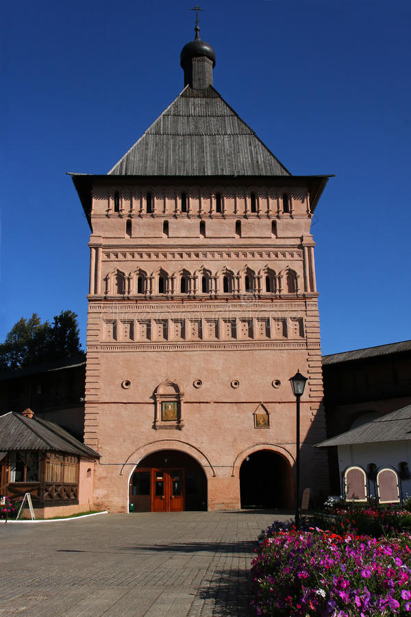 Download Monastery Of St. Euthymius Entrance Royalty Free Stock Images - Image: 26470159