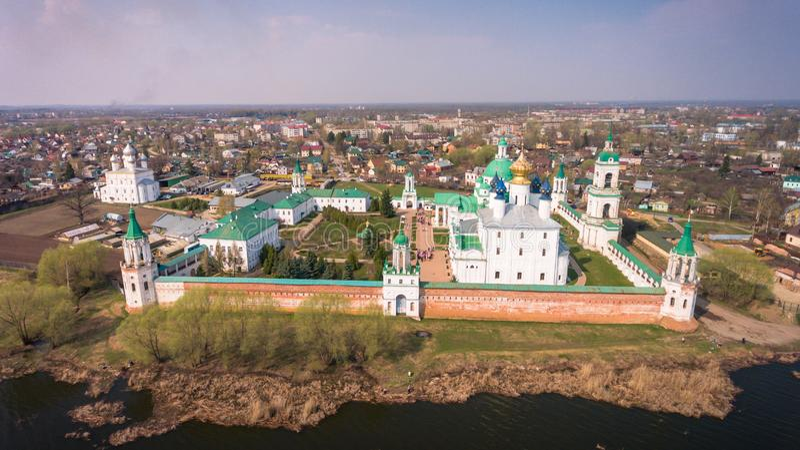 Monastery of St. Jacob Saviour  is an Eastern Orthodox monastery stock photos