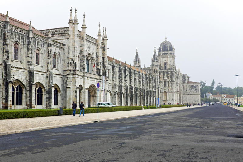 Download The Monastery Of St. Jeronimos In Lisbon Portugal Editorial Photo - Image: 36433546