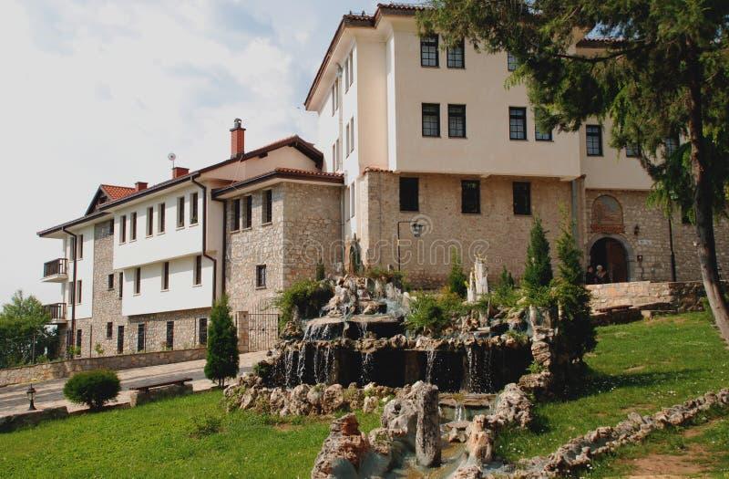 Download Monastery Of St. Naum, Ohrid, Macedonia Stock Photo - Image: 25091814