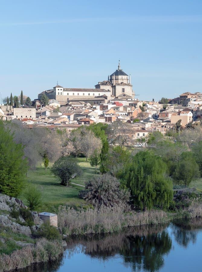 Download Monastery of Toledo stock photo. Image of monasteries - 24857244