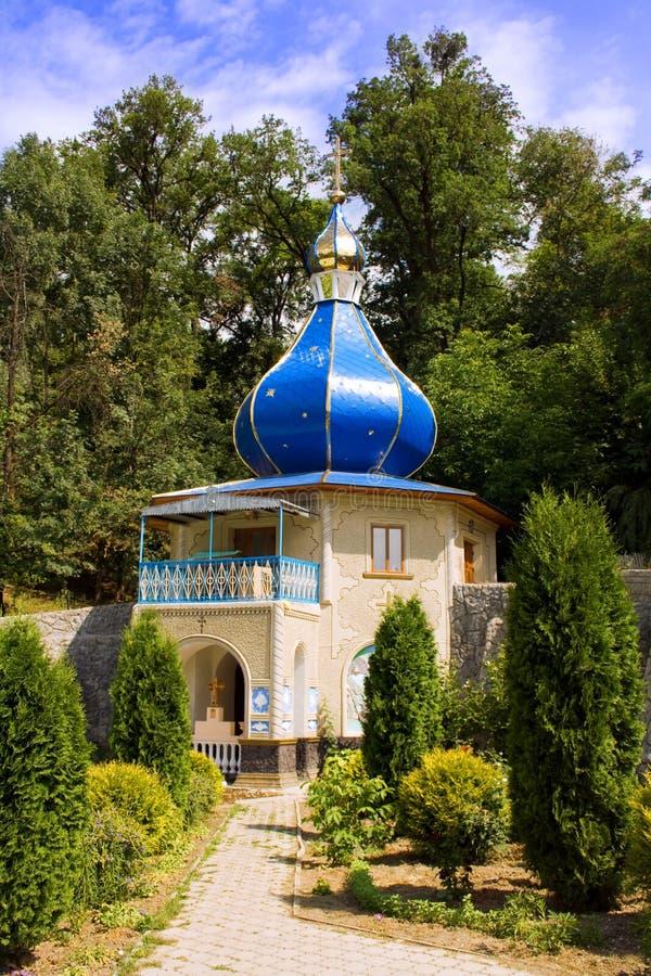 Free Monastery Tsyganeshty Moldova Royalty Free Stock Photo - 25423895