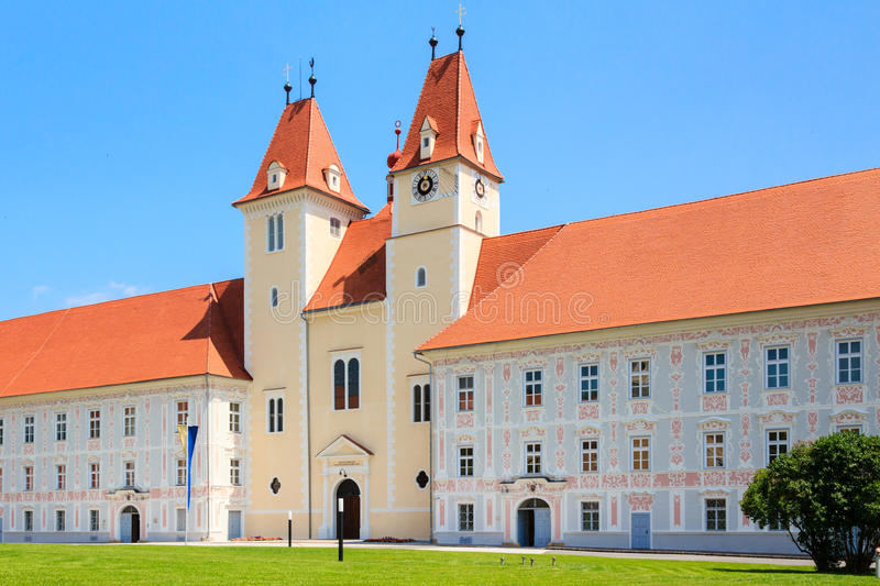 Monastery Vorau royalty free stock photo