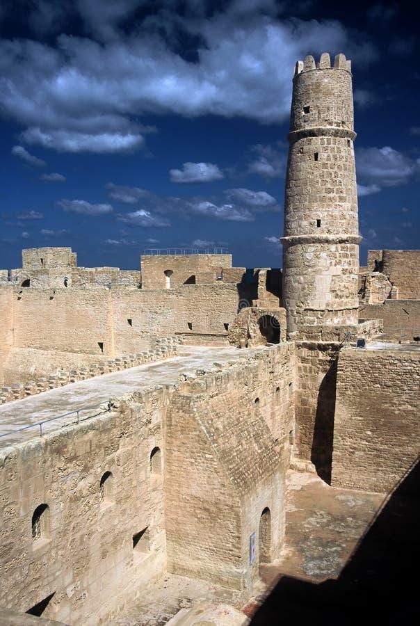 Monastir, Tunesië royalty-vrije stock foto