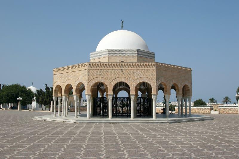 monastir tunisia royaltyfria foton