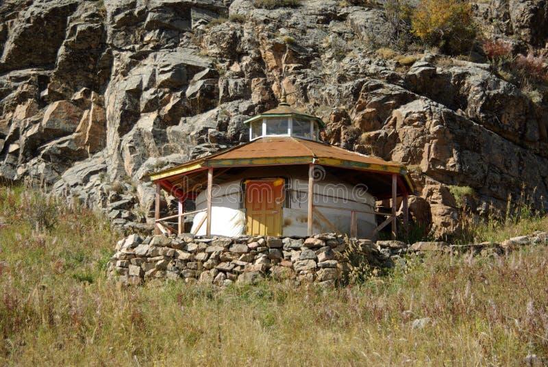 monastry Mongolia obraz stock
