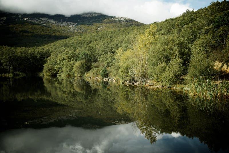 Moncayo Natuurreservaat royalty-vrije stock foto's