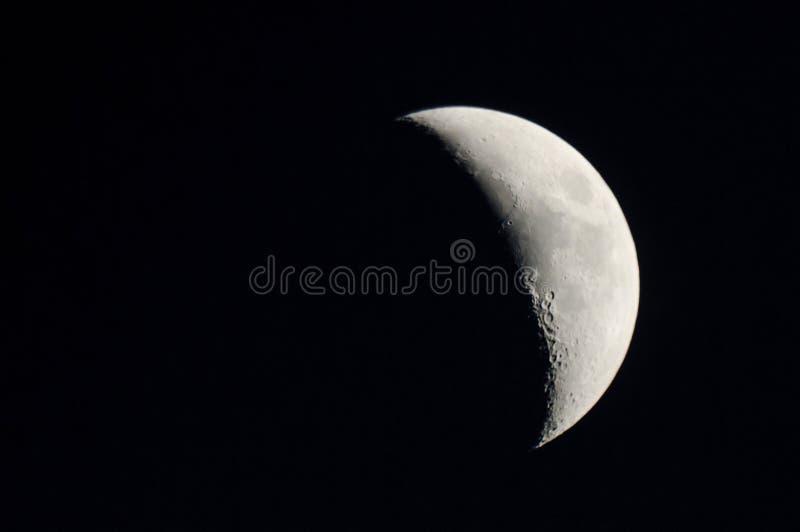 Mond lizenzfreie stockfotografie