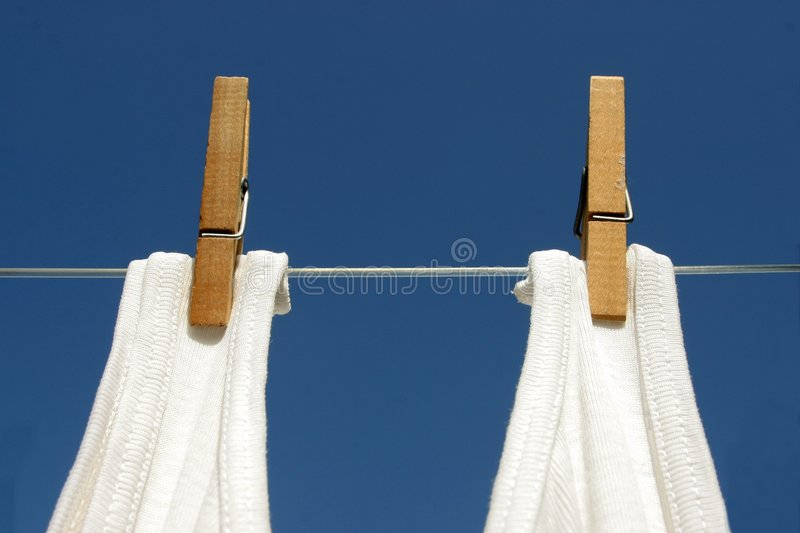 Download Monday stock image. Image of textile, shirt, line, clothes - 10871