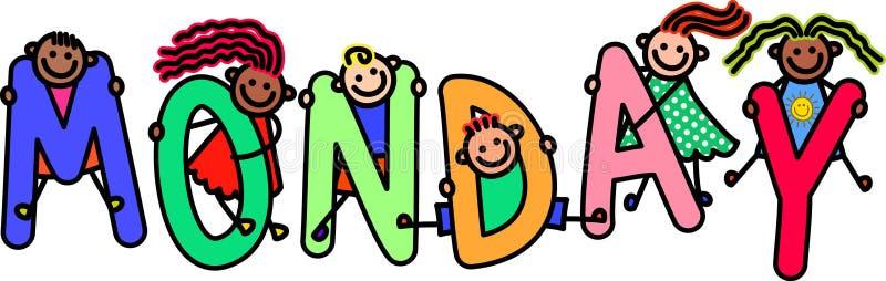 Monday Word Monday Kids sto...