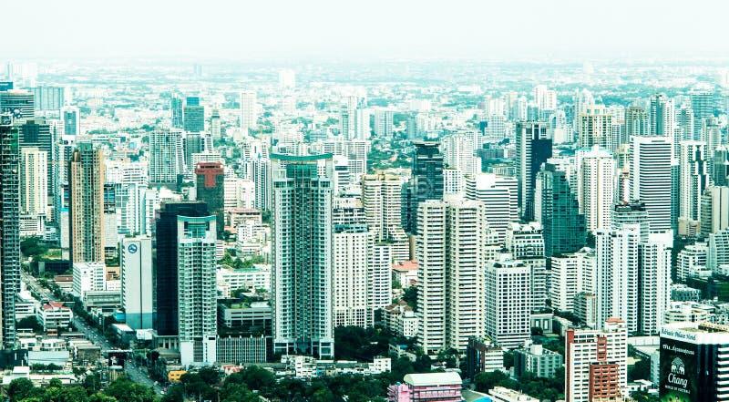 Monde central (CTW) de centres commerciaux le centre ville célèbre dedans de Bangkok image stock
