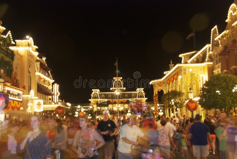Monde de Disney photo libre de droits