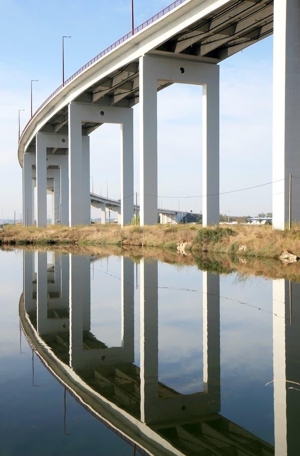 mondego γεφυρών ακτίνων πέρα από το στοκ εικόνες με δικαίωμα ελεύθερης χρήσης