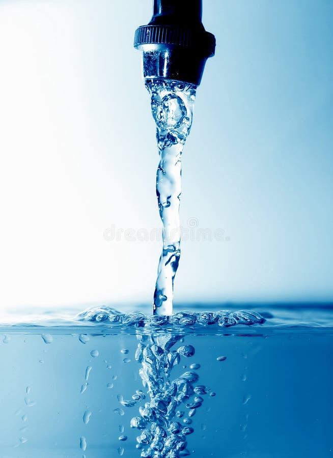 Mondo astratto dell'acqua fotografie stock libere da diritti