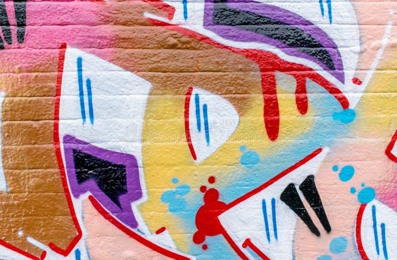 Mondo dei graffiti royalty illustrazione gratis
