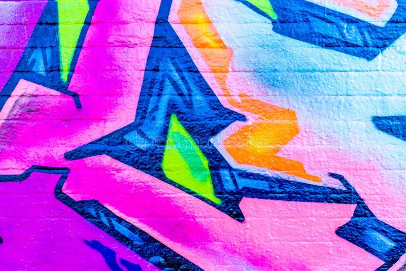 Mondo 12132016 dei graffiti illustrazione vettoriale