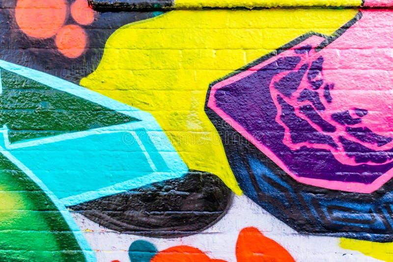 Mondo 12132016 dei graffiti royalty illustrazione gratis