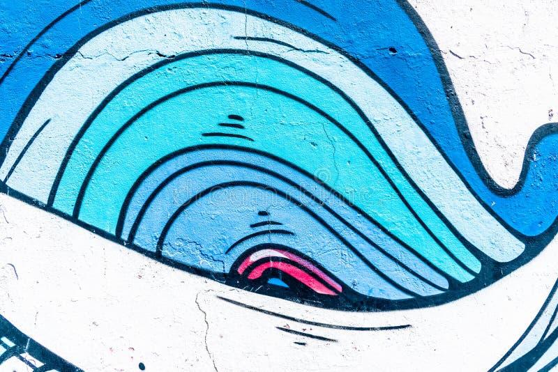 Mondo dei graffiti immagini stock libere da diritti