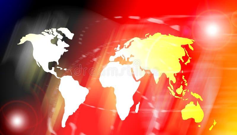 Download Mondo di Digitahi illustrazione di stock. Illustrazione di background - 3146026