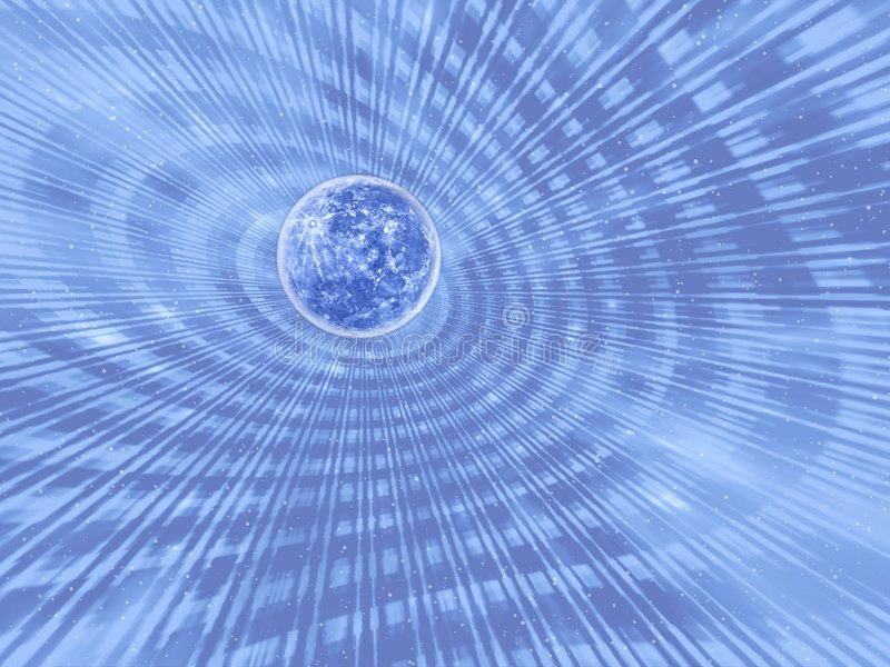 Mondschein vektor abbildung