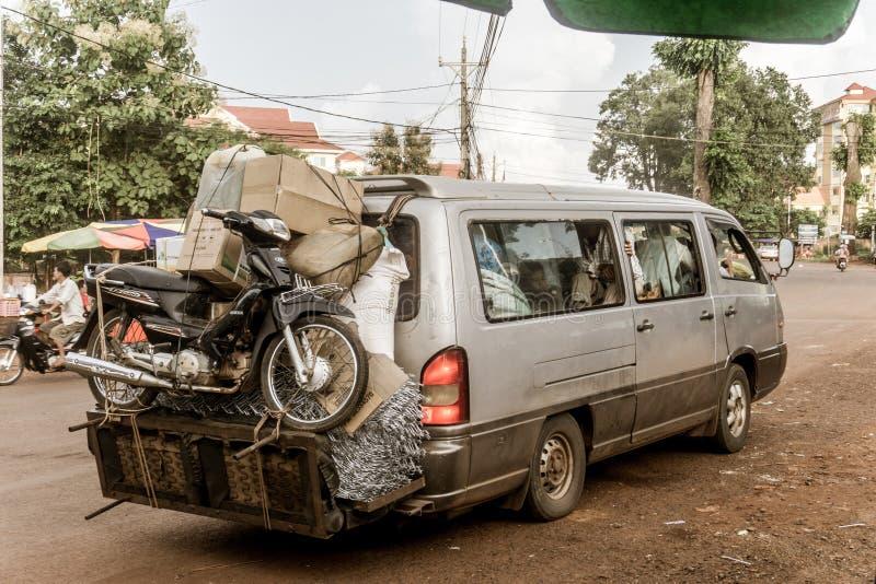 Mondulkiri, Camboya fotos de archivo libres de regalías