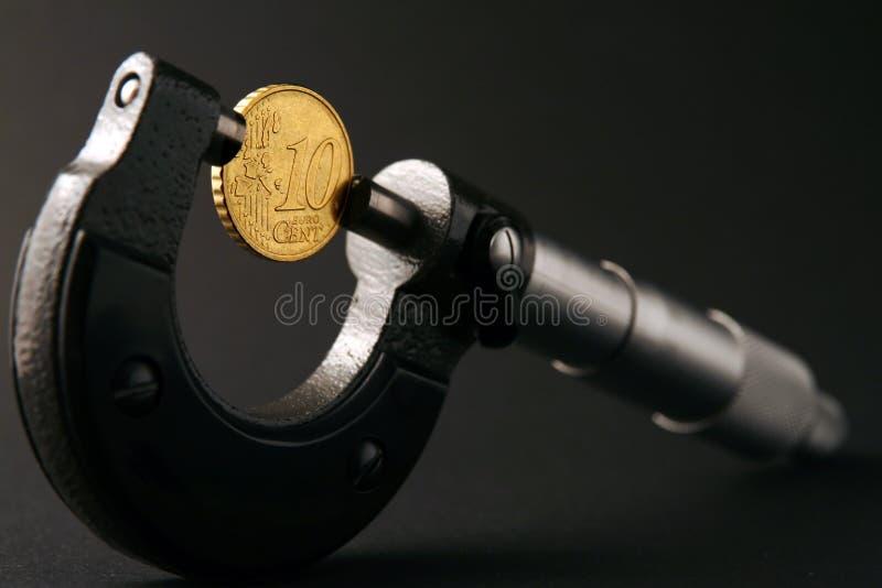 Moneda fotografía de archivo