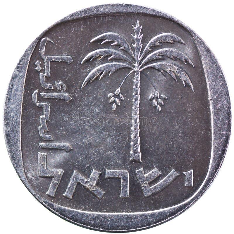 Moneda De Israel Fotos de archivo libres de regalías