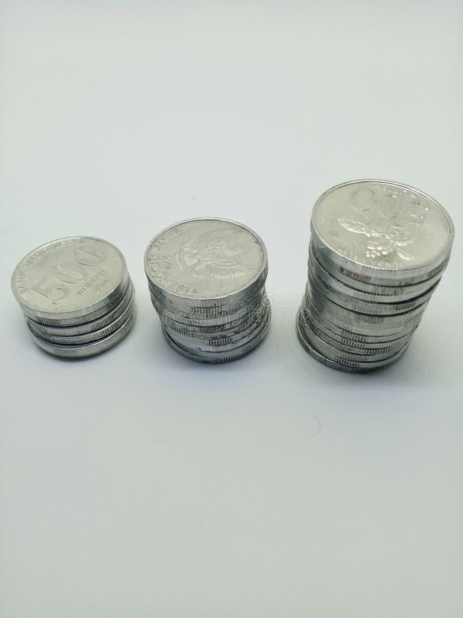 Moneda de la moneda foto de archivo libre de regalías