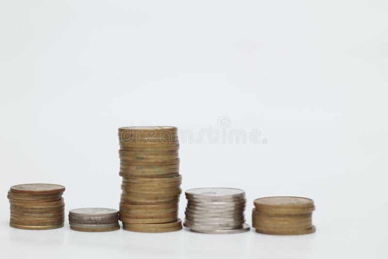 Moneda de la moneda, versión 17 imagenes de archivo