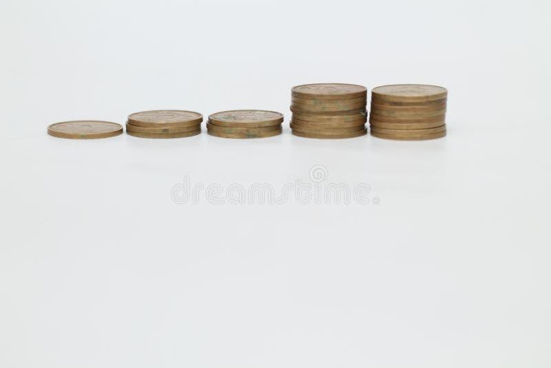 Moneda de la moneda, versión 15 fotos de archivo libres de regalías